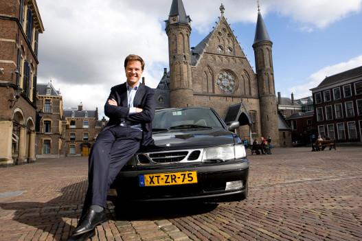 Photo of Mark Rutte Audi - car