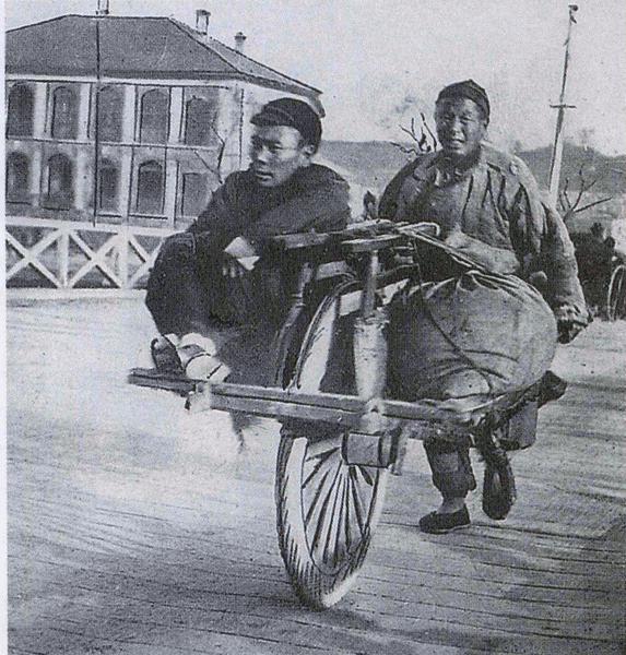 De parabel van de Chinese kruiwagen