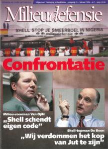 Cover Miliedefensie februari1996