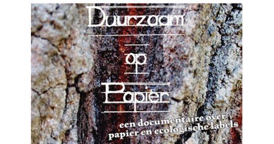 Duurzaam op papier