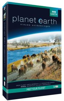 Planet Earth - Nieuwe ontdekkingen