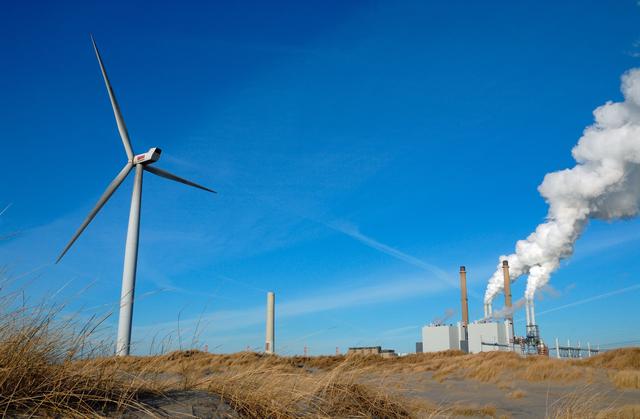 SER: meer wind, minder kolen