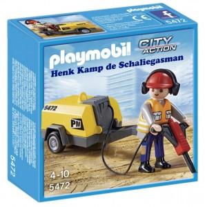 Henk Kamp schaliegasman