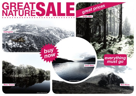 Great nature sale