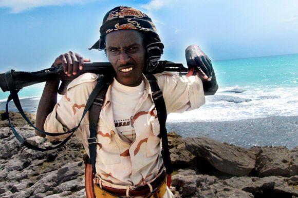 Somalische piraat