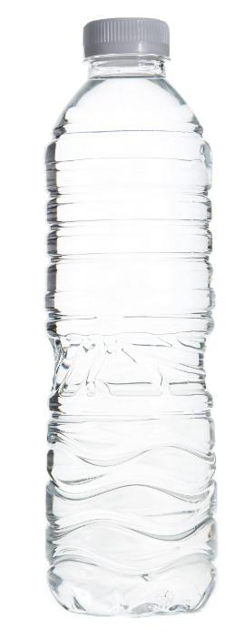 statiegeld flesje grijs