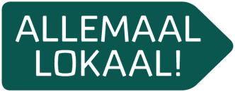 Allemaal lokaal banner