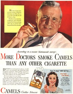 Credit: Stanford School of Medicine, Stanford Research into the Impact of Tobacco Advertising