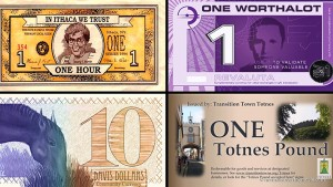 Normal is Over The Movie.complementary currencies