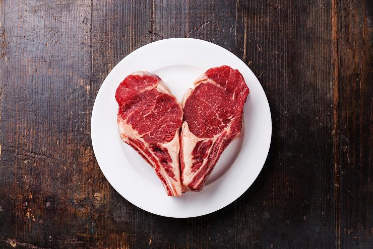 Houden we te veel van ons vlees? Beeld: Shutterstock