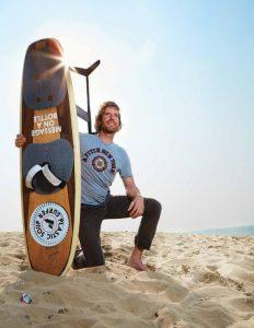 Plasticbestrijders: Plastic Soup Surfer Merijn Tinga