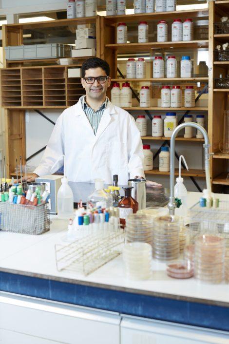Heilzame Hardware: Arda Isildar onderzoekt duurzamere afvalverwerking