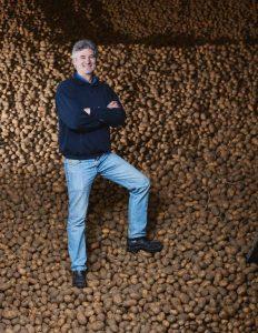 Aardappels Anders: de Hoeksche Chips van Henk Scheele