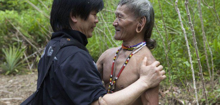 Borneo ontbossing Mutang Urud