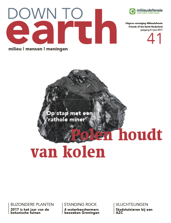 Cover van — Down to Earth 41 (juni 2017)