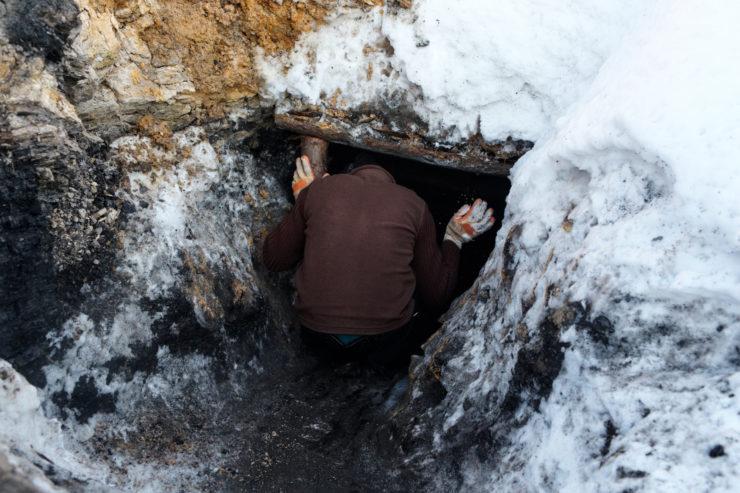 polen kolen rathole miner