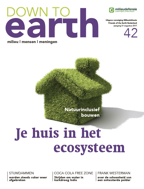 Cover van — Down to Earth 42 (augustus 2017)