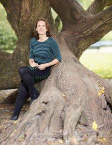 Kappen met kappen: Danielle van Oijen voerde actie in Bialowieza