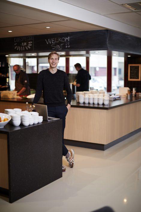 Voorkom Voedselverspilling: Thomas Luttikhold bedacht Wastewatchers voor de horeca
