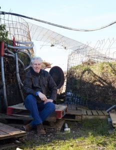 Een betere bodem: de biomeiler van Frank Scholtens