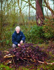 Een betere bodem: compostworkshops van Marc Siepman