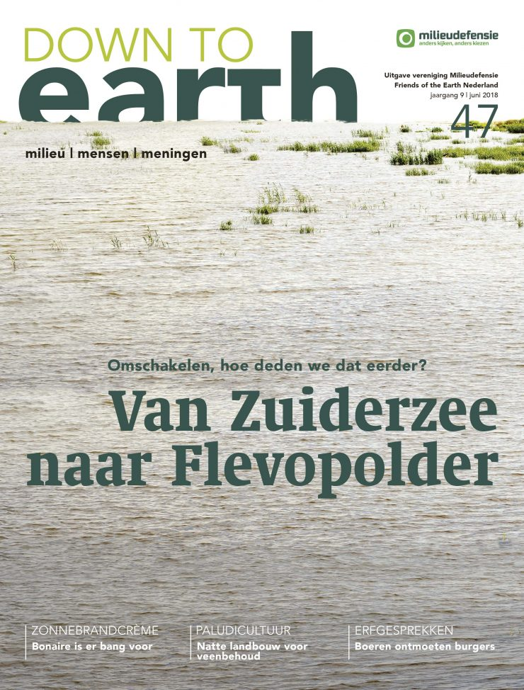 Lees — — Down to Earth 47 (juni 2018)