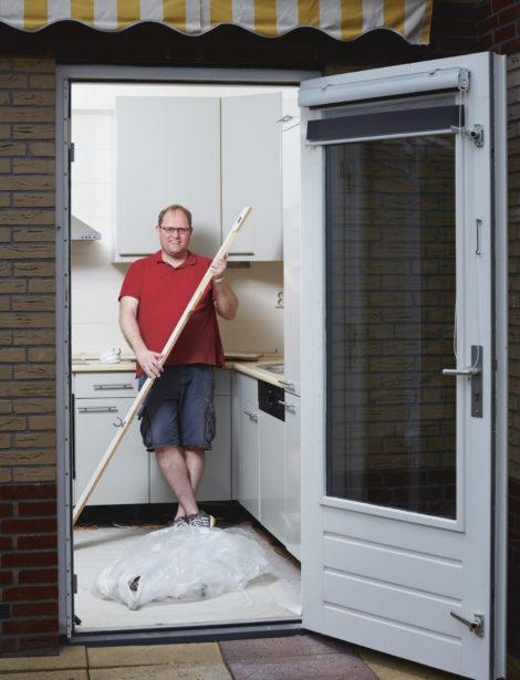 Gasvrij wonen: Michaël verbouwt zijn huis om van het gas af te kunnen