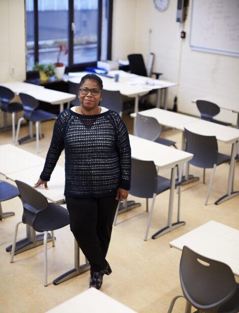 Duurzame docenten: Françoise Zinhagel
