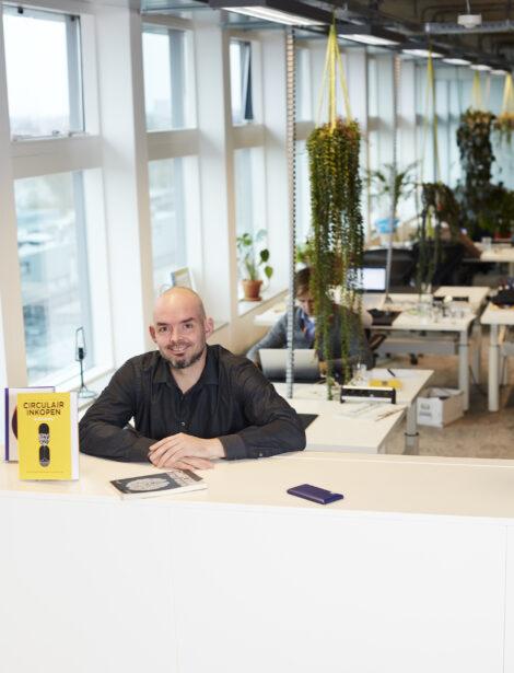 Duurzame docenten: Thijs Struijk