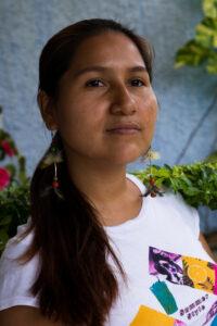 Rivier rechtspersoon Atrato Colombia Cocomacia voogd Alba Quintana