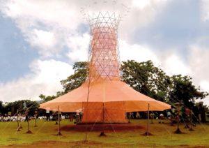 Warka Water Toren