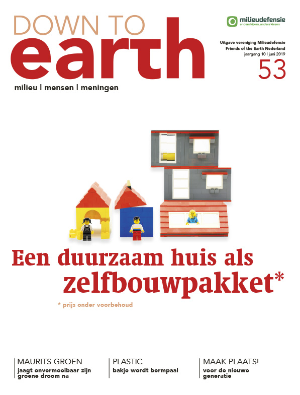 Lees — Down to Earth 53 juni 2019