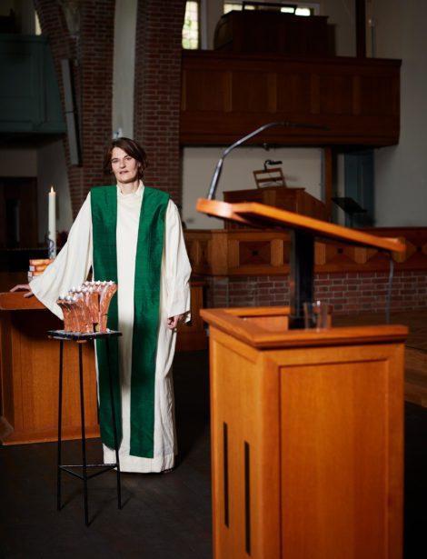 Groene Gelovigen: Erica Meijers