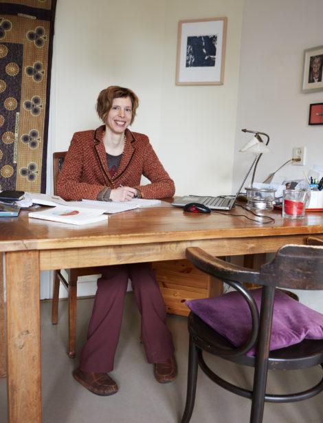 Schrijven voor de planeet: Laura Vegter