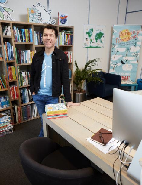 Schrijven voor de planeet: Marc ter Horst