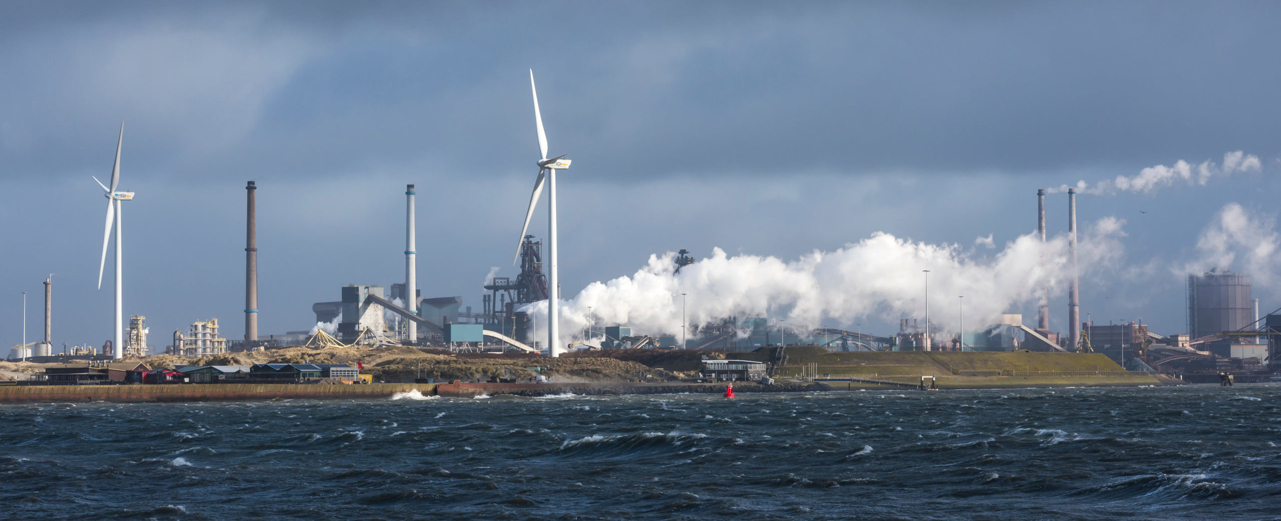 Vervuilende industrie