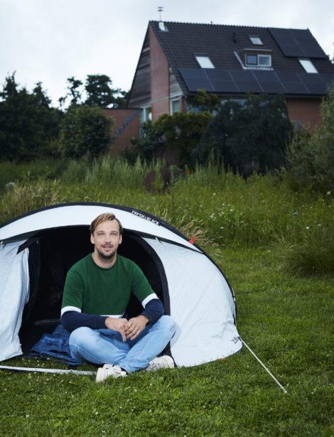Thuis op vakantie: Hugo van Donselaar