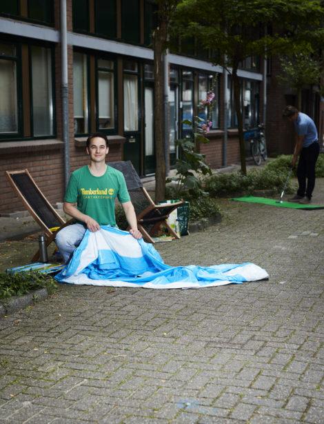 Thuis op vakantie: Jorn Wemmenhove