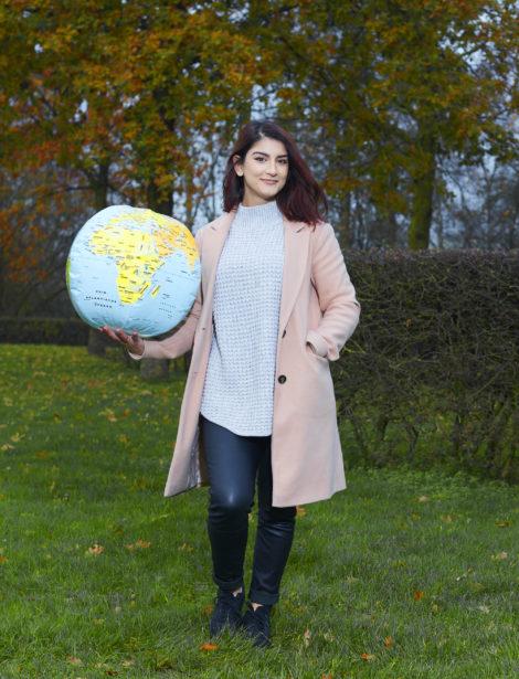 In duurzame dienst: Nadima Zarifi