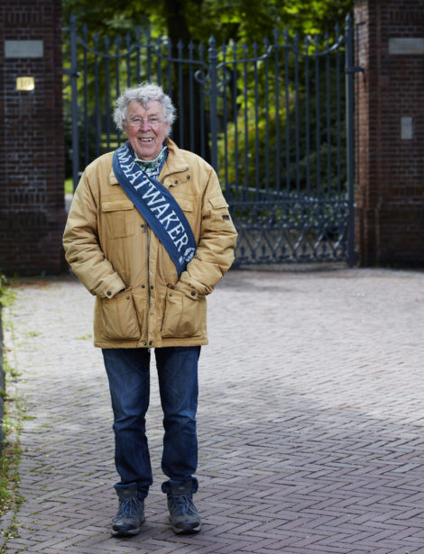 Klimaatwakers: Arie Bijl