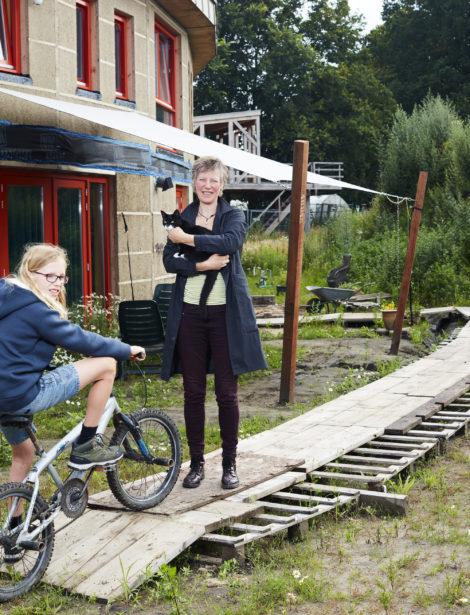 Bouw je eigen dorp: Ellen van der Helm