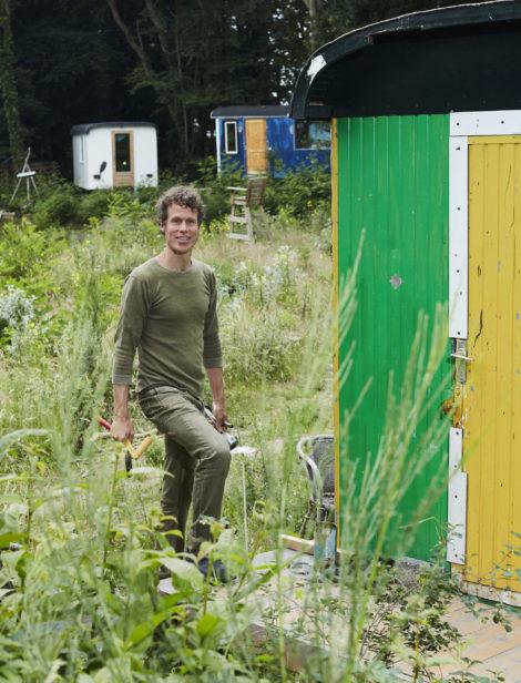 Bouw je eigen dorp: Erik Groen