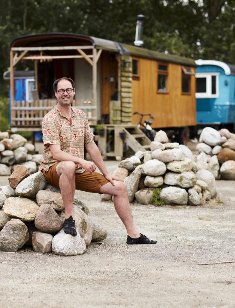 Bouw je eigen dorp: Fedde Jorritsme